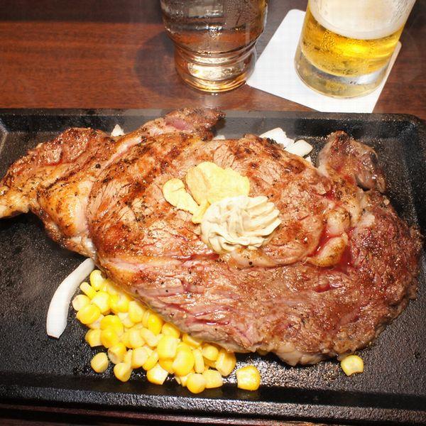 リブロース・ステーキ300g【いきなりステーキ】