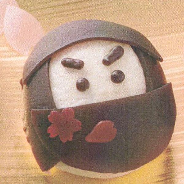 にんにん饅頭【大角玉屋】