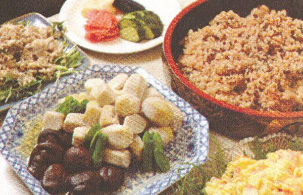 食べ物の一例