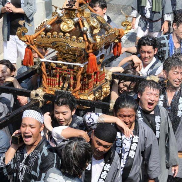 住吉町夏祭り!2019